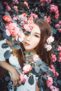 《武汉大学生商务模特》